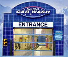 AirLift Doors Alaska Polycarbonate Door & AirLift Doors Alaska Polycarbonate Door | Mr. Birdu0027s Car Wash Equipment