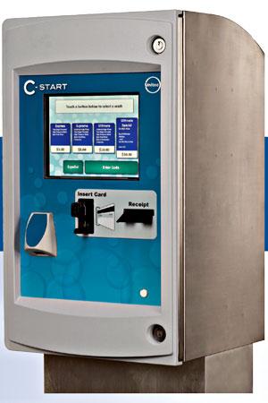 Unitec Electronics C Start Car Wash Entry System Mr